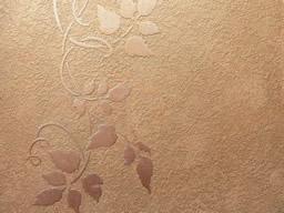 藝術涂料金屬樹葉