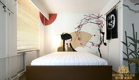 童话王国丹麦胜产手绘家具